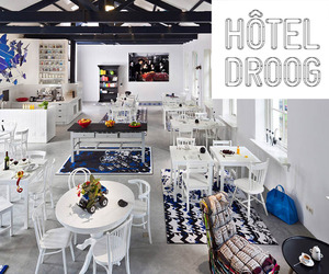 The New Hotel Droog In Amsterdam