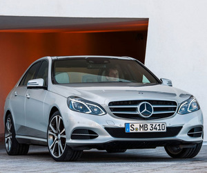 The New Mercedes-Benz E-Class