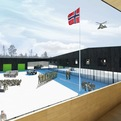The-new-norwegian-military-base-by-a-lab-s