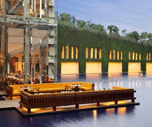 The Oberoi Gurgaon Luxury Hotel in India