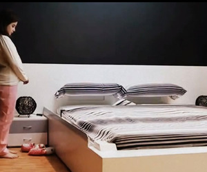 The OHEA Smart Bed Makes Itself in the Morning