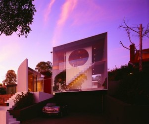 The Orb House in Melbourne by Bojan Simic