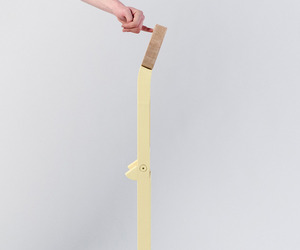 The Profile Folding Chair by Knauf and Brown