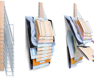 The Up Filer™, A Universal Vertical Filing Rack