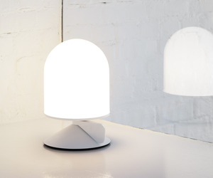 The Vinge table lamp by Note Design Studio 