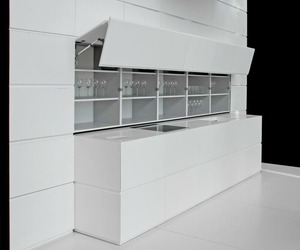 THE WALL Kitchen | materialicious