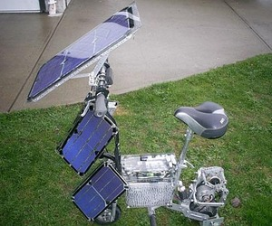 THEKPV Solar Powered Bike by Terry Hope