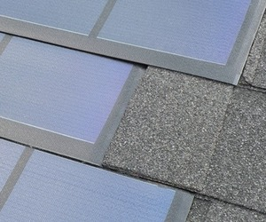 Thin-Film Photovoltaic Roofing from Uni-Solar