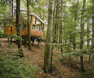ThinkHouse Writers Cabin Provides a Tranquil Environment