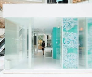 Tiffany & Co. Diamond Pavilion by 2x4 Design
