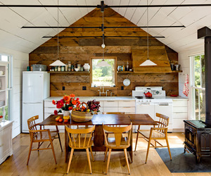 Tiny House on Sauvie Island | Jessica Helgerson Interiors