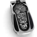 Titanium-mobile-phone-tourbillon-watch-in-one-s