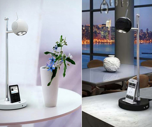 T´Light | Desk Lamp with iPhone Dock