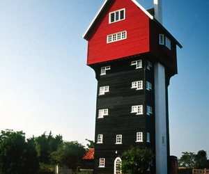 Top Water Tower Converted Homes