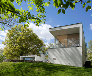 TR Residence by Robert Siegel Architects