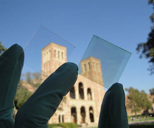 Transparent-glass-solar-cell-m