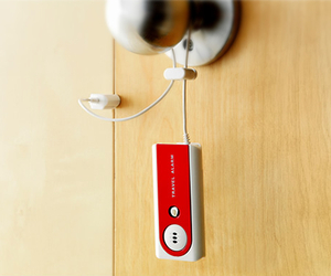Travel Door Alarm | by Belle Hop