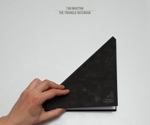 Triangular-notebook-m