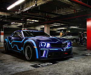 Tron-camaro-m