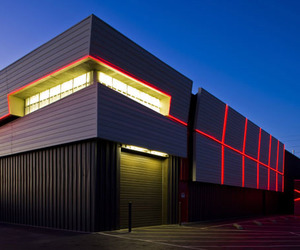 Tron-esque-chaparral-electric-warehouse-m