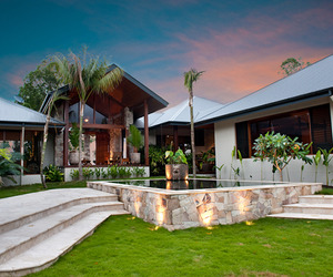 Home Design on Tropical Pool House   Soul Space Studio   Materialicious