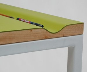 'Trough' desk by Group Design