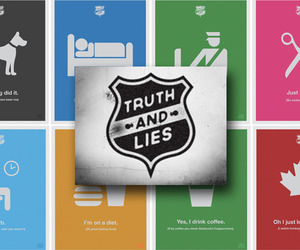 Truth-lies-a-poster-series-by-justin-barber-m