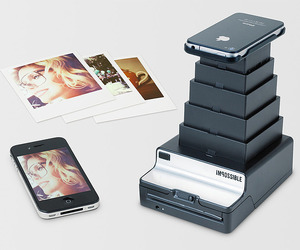 Instant Lab Turns iPhone Images Into Instant Polaroids