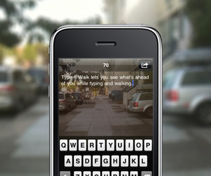 Type-n-walk-text-message-app-for-apple-iphone-m
