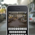 Type-n-walk-text-message-app-for-apple-iphone-s
