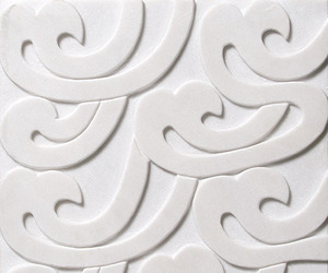 Carved Marble Pavers
