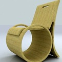 Unique-wooden-chair-by-wenshuai-liu-s