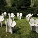 Unusual-clover-garden-chair-by-ron-arad-s