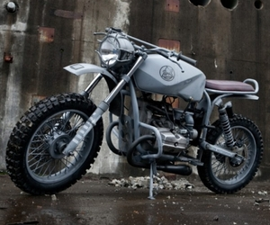 "URAL Motorcycles x ICON ""The Quartermaster"""