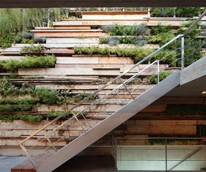 Vertical Garden Building by Gonzalez Moix