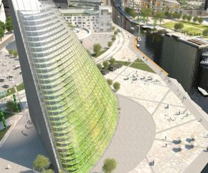 Vertical Urban Farming In Sweden