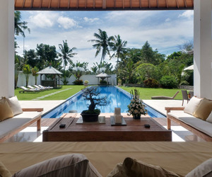 Villa Les Rizieres in Bali | Bo Design
