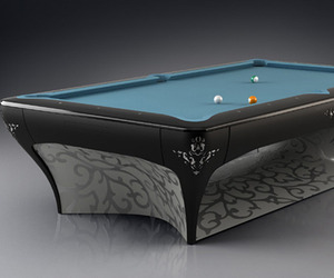 Vincent Facquet Luxury Billiards Table