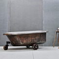 Vintage-industrial-chocolatiers-stainless-steel-tub-s