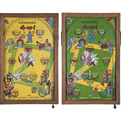 Vintage-northwestern-pinball-poosh-m-up-bagatelle-game-2-s