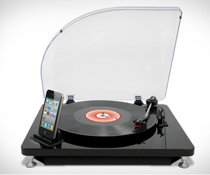 Vinyl Record to iPhone Converter
