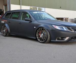 Viper Powered Saab 9-3 Wagon