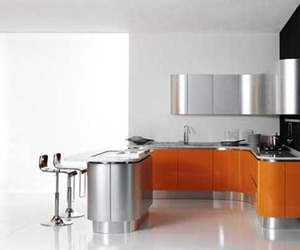 Volare Kitchen from Aran Cucine