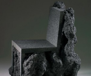Volcanic-rock-chair-m
