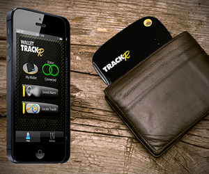 Wallet TackR, Never Lose Your Wallet Again!
