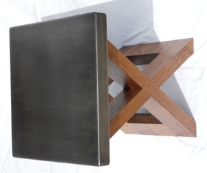 Walnut-and-steel-end-table-m