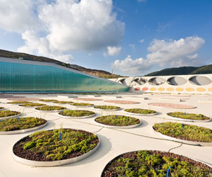 Waste Treatment Facility by Batlle i Roig Architects