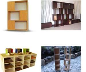 Way Basics Modular Shelving