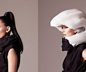 Hvding: Fashion Safety Helmet for Bike Riding