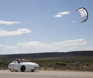 Wind Explorer - A Wind Powered Car
